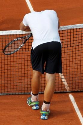 Roddick mag al opkrassen in Parijs
