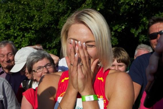 Svetlana Bolshakova springt EK-limiet in Lokeren