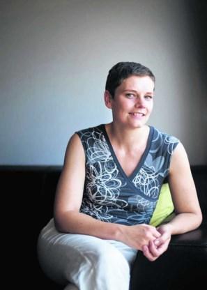 Kristel Joosten: 'Altijd die angst op school. En niet alleen in de les rekenen. Het begon al met: schrijf de datum op je blad.'Lisa Van Damme