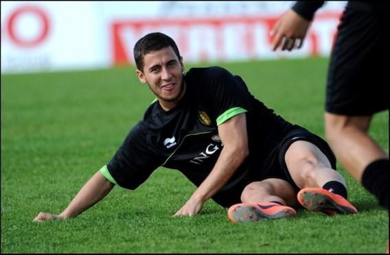 Hazard bevestigt: 'Ik speel volgend jaar voor Chelsea'