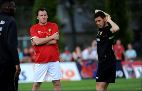 Wilmots: 'Hazard laat zich niet opjagen'