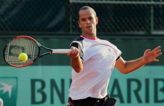 Ook Malisse sneuvelt meteen op Roland Garros