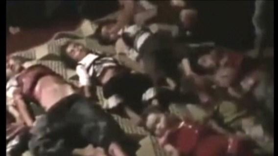 VN: 'Drie partijen betrokken bij bloedbad Houla'