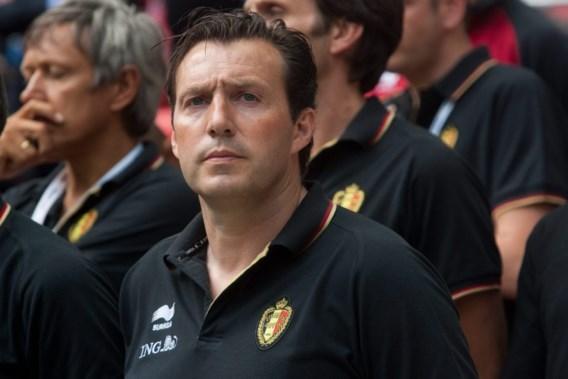 Marc Wilmots is nieuwe bondscoach tot 2014