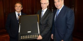 Herman Van Rompuy: 'Jacky Ickx is altijd een gentleman gebleven'