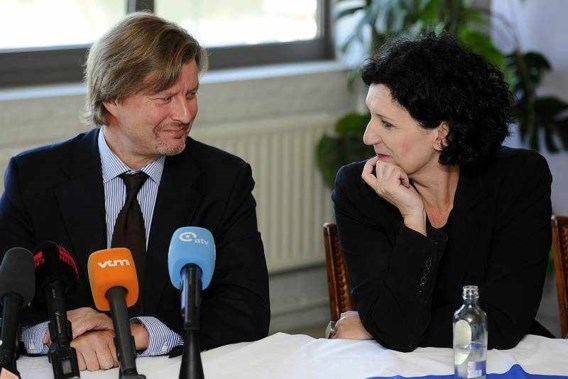 Antwerpse Open VLD-lijst goedgekeurd