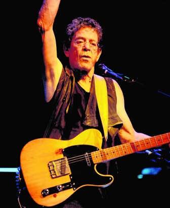Er sloop te veel apathie in Lou Reeds performance.