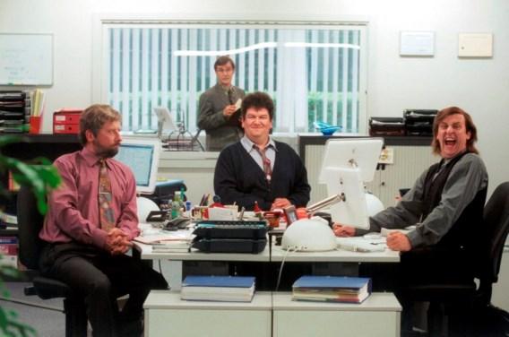 'Lachende collega's werken harder'