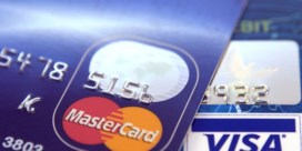 Hacker verontrust Visa- en MasterCard-klanten