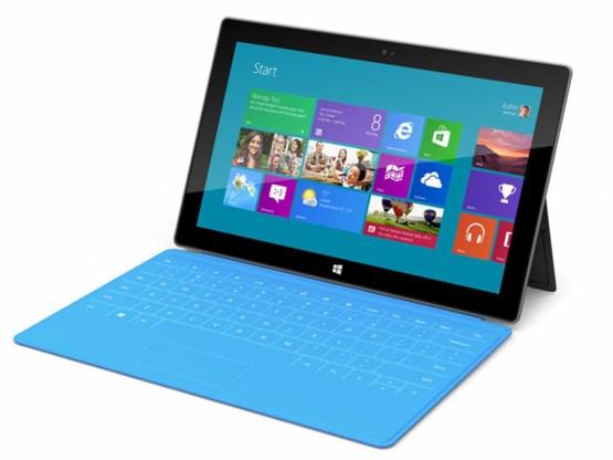 'Microsoft zal geen tablets blijven maken'
