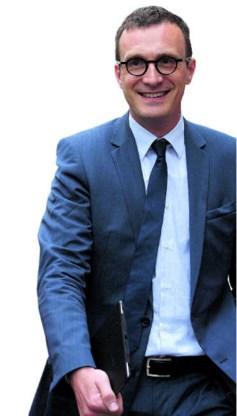 Minister van Onderwijs Pascal Smet.