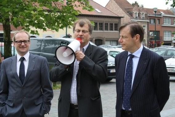 Willy Segers (N-VA) is nieuwe burgemeester van Dilbeek