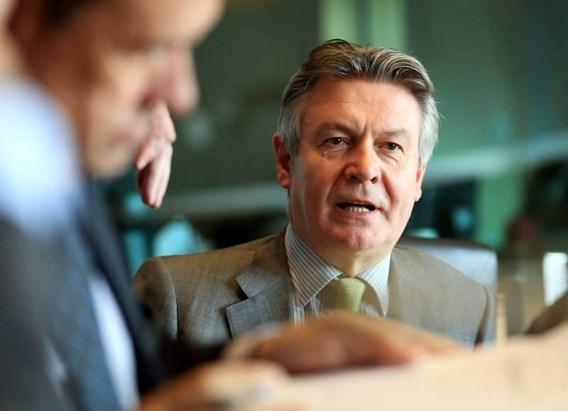 Karel De Gucht verdedigt plan-Rehn