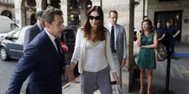 Huiszoekingen bij Nicolas Sarkozy