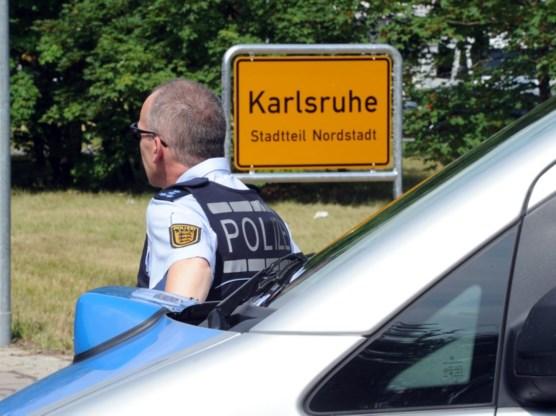 Echtgenote slachtoffer Karlsruhe bevalt één dag na gijzelingsdrama