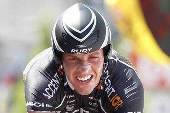 Vive le Vélo eert Rob Goris