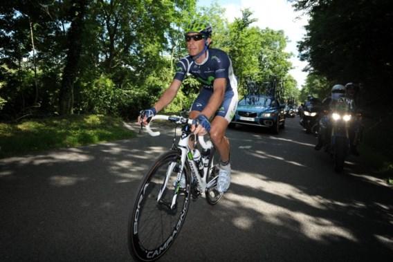 Ook José Ivan Gutierrez start zaterdag niet meer in Tour de France