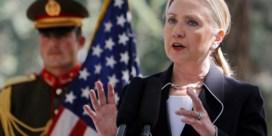 Hillary Clinton brengt onaangekondigd bezoek aan Afghanistan