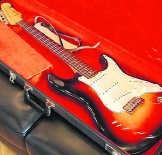 De gitaar van één miljoen.