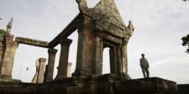 Legers Thailand en Cambodja weg uit betwist grensgebied