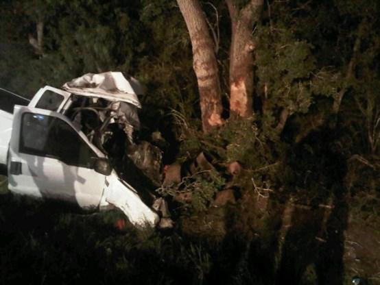 13 doden en 10 gewonden bij ongeval met pick-uptruck in Texas