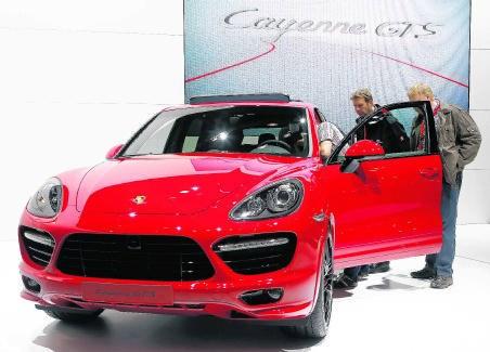 Is een Porsche Cayenne GTS genoeg?