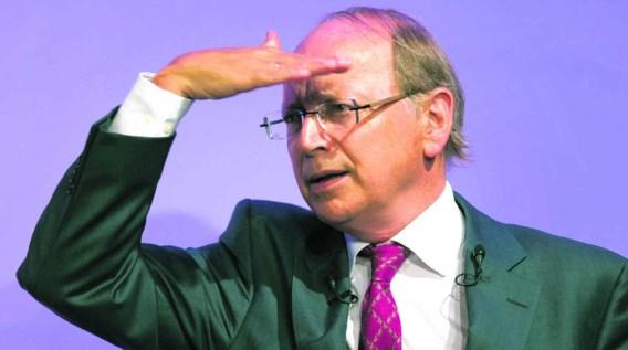 Sir Ben Verwaayen: 'We hebben de tegenwind onderschat.'