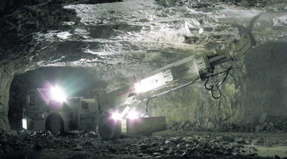 De mijnbouwactiviteiten worden steeds belangrijker voor de winst van Nyrstar.