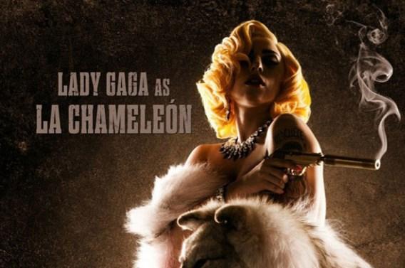 Lady Gaga gaat acteren