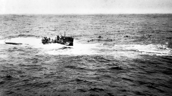 Duitse duikboot uit Tweede Wereldoorlog gevonden voor Amerikaanse kust