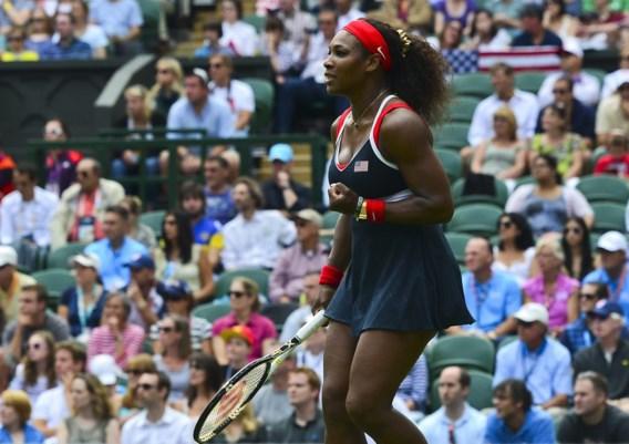 Michelle Obama inspiratiebron voor Serena Williams
