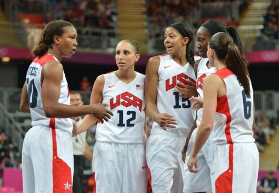 Amerikaanse basketvrouwen boeken 34e olympische zege op rij