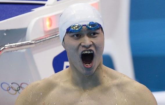 Chinees Sun Yang zwemt in olympisch record naar goud
