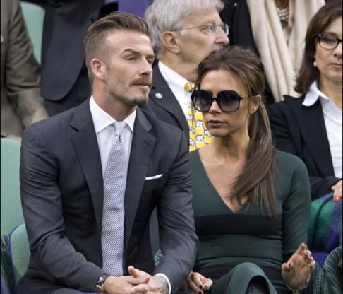 Beckhams gaan voor vijfde kind tijdens Spelen