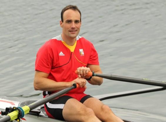 Roeier Tim Maeyens moeiteloos naar kwartfinales skiff