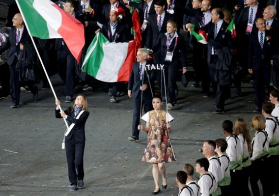 Italiaanse vlaggendraagster al uitgeschakeld