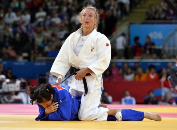 Van Snick dicht bij olympische medaille