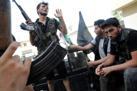 Frankrijk wil snelle interventie Veiligheidsraad in Syrië