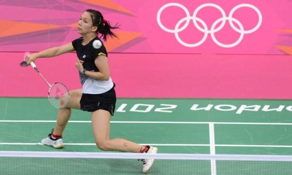 Lianne Tan wint eerste partij