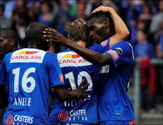 Genk blijft steken tegen Cercle, Berrier dient ex-club Standard doodsteek toe