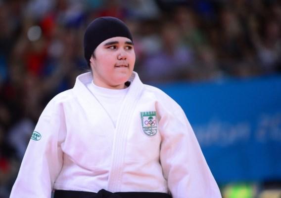 Vader Saoedische judoka laat beledigingen aan adres dochter niet ongemoeid