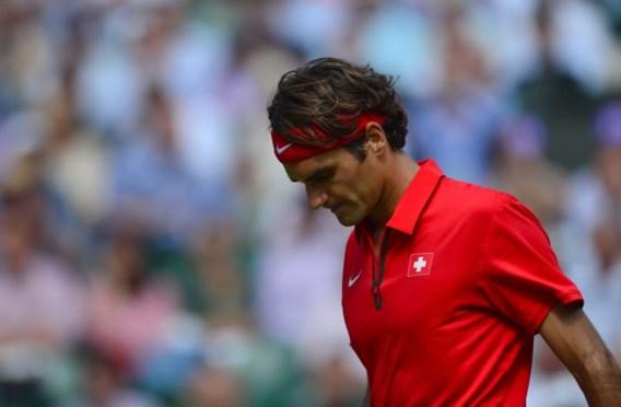 Federer sluit deelname aan Rio 2016 niet uit
