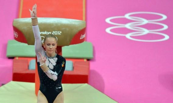 Roemeense Sandra Izbasa springt naar goud
