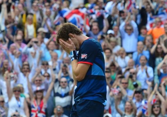 Andy Murray: 'Dit is de mooiste overwinning van mijn leven'