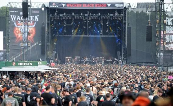 Dode op metalfestival Wacken in Duitsland
