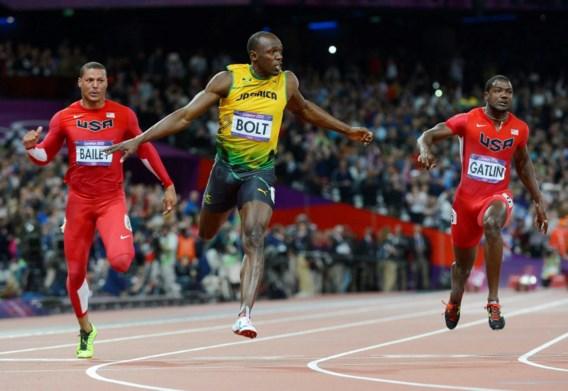 Usain Bolt blijft de snelste man ter wereld