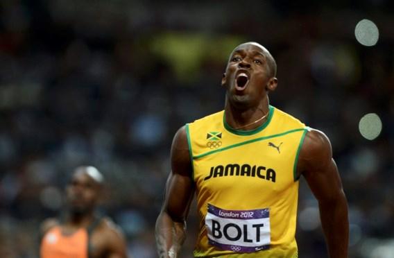 Usain Bolt: Ik wist dat ik er zou staan'