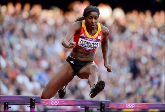 Elodie Ouedraogo als vierde naar halve finale