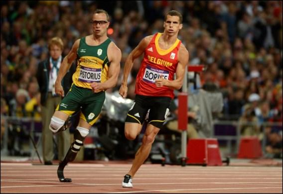 Geen Oscar Pistorius in finale 400 meter