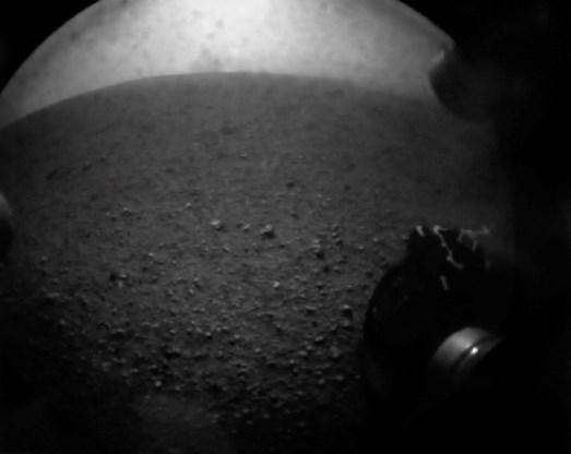 Curiosity met succes op Mars geland
